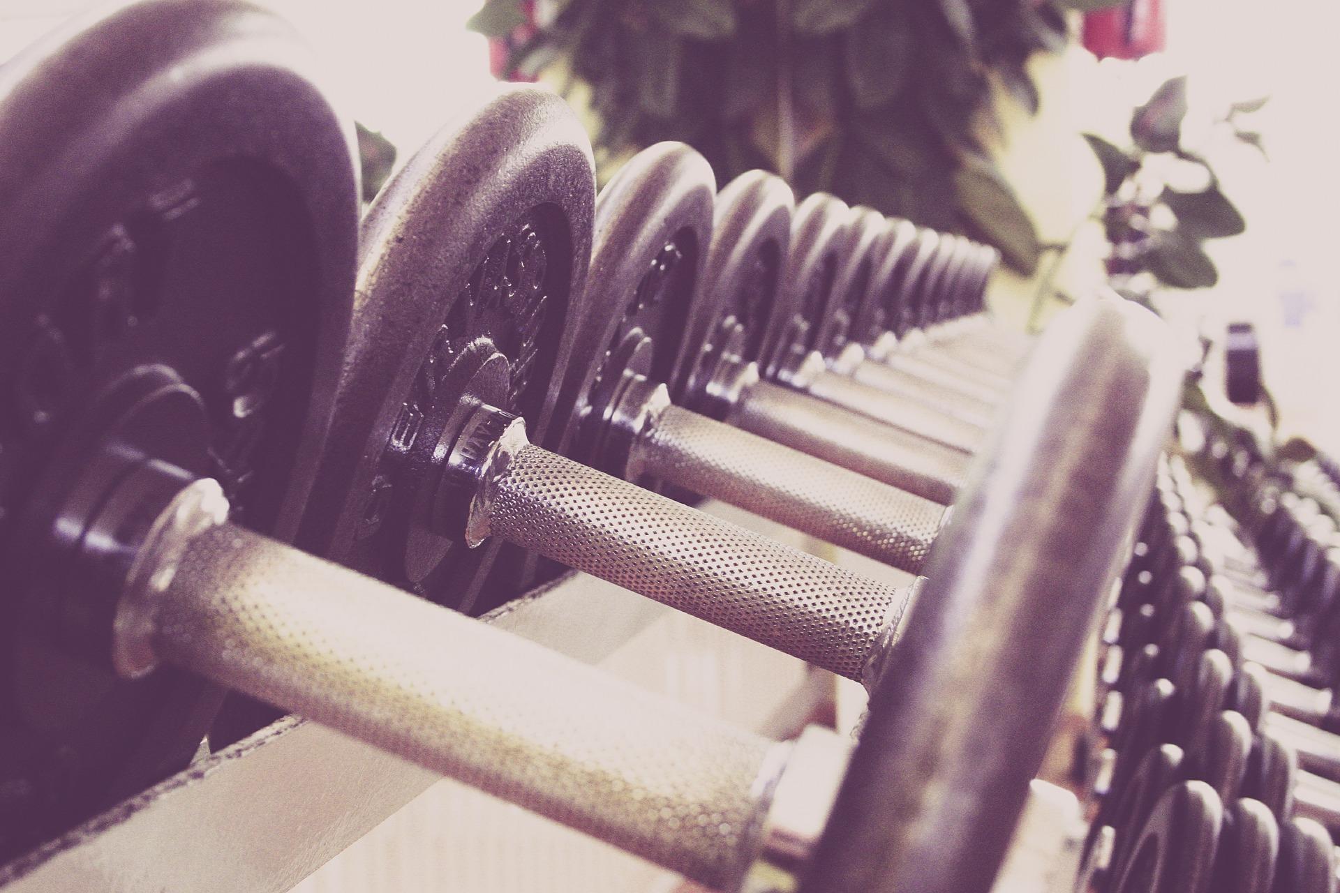 Muskelaufbau Wie Viele Wiederholungen