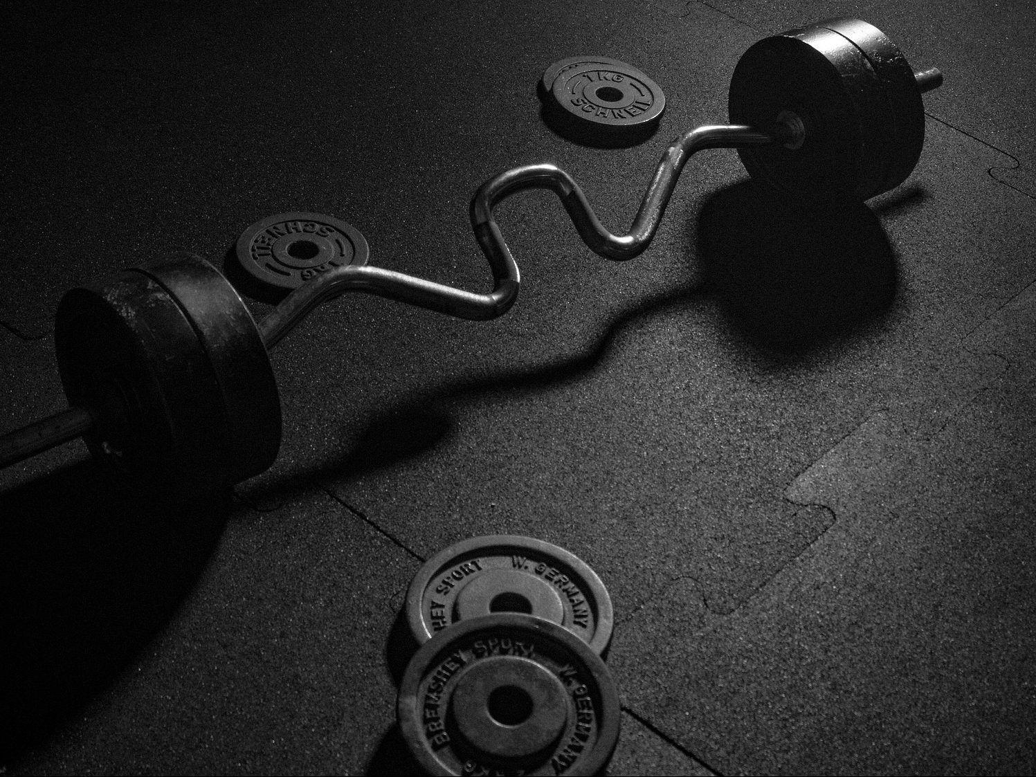 Durch Krafttraining verkürzen die Muskeln?