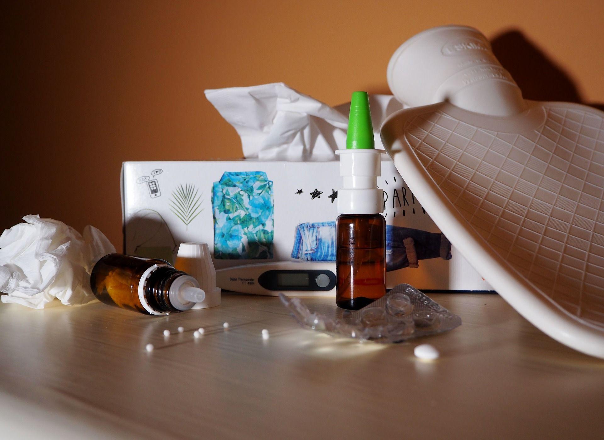 Wie man Erkältungen vorbeugen kann